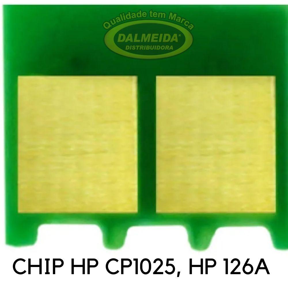 CHIP HP CP1025, HP 126A TAMBOR DE IMAGEM  CE314A CE314  100 M175a, LaserJet Pro M275nw, Pro M176, Pro M177 HP 126A Drum 7K