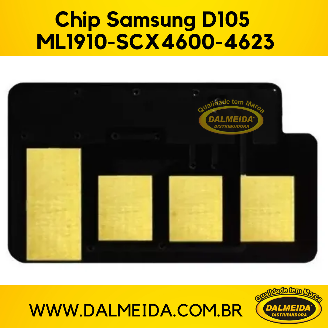 CHIP SAMSUNG D105 D 105 SCX 4600/SCX 4623 SF650 MLT-D105S MLT-D105L MLTD-105S MLT-D105