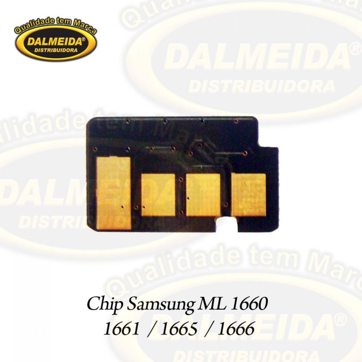 CHIP SAMSUNG ML 1665/ML1660/1860/SCX3200