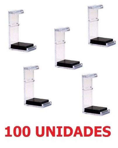 CLIPS HP 21/22/56/57/27/28/92/93 - LEX16/26 CR COM 100 UNIDADES