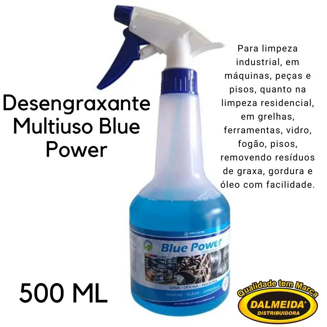 DESENGRAXANTE BLUE POWER 500 ML