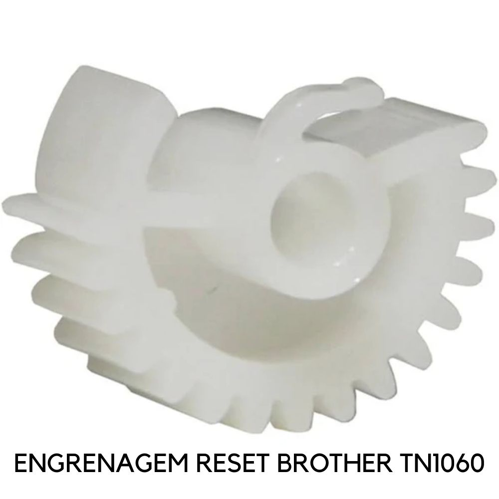 ENGRENAGEM RESET  BROTHER TN1060, DCP1602 DCP1512 DCP1617NW HL1112 HL1202 HL1212W