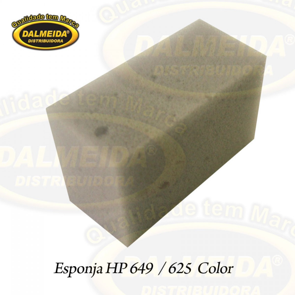 ESPONJA HP COLOR 649/625