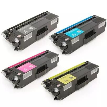 TONER BROTHER COMPATÍVEL TN315 | HL4140 HL4150 HL4570 MFC9970 MFC9460 MFC9560 KIT COM 4 CARTUCHOS