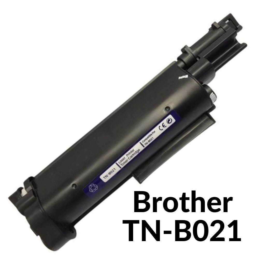 TONER BROTHER TN-B021 PRETO DCP-B7520DW B7520DW DCP-B7535DW B7535DW COMPATIVEL