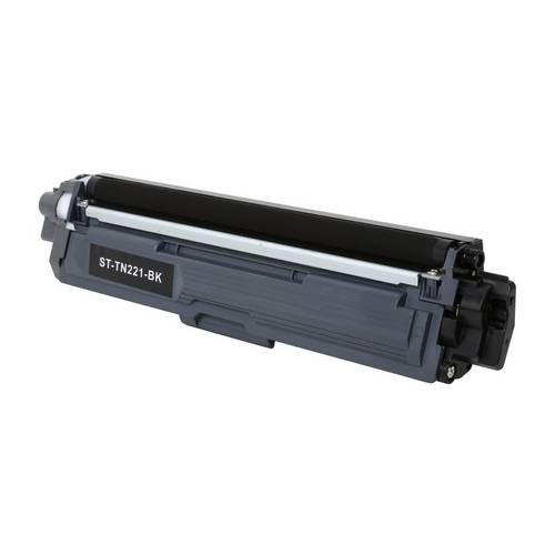 TONER  Brother TN-221BK TN221 Preto | HL3140 HL3170 DCP9020 MFC9130 MFC9330 | COMPATIVEL 2.5k