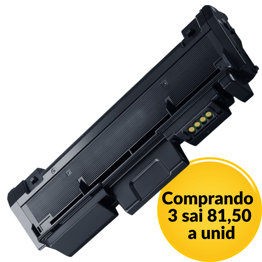 Toner Compatível Samsung MLT-D116L D116 116L   SL-M2885FW SL-M2835DW SL-M2825ND M2875FD 3K