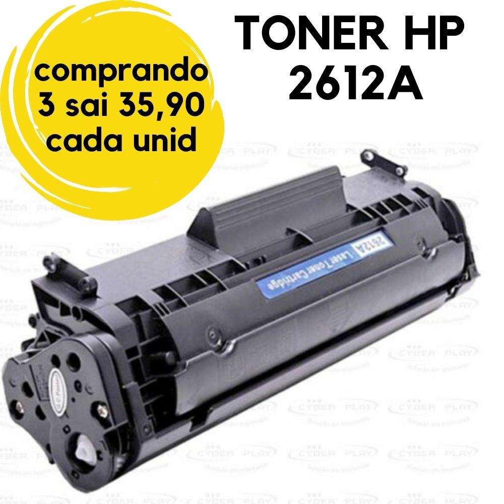 Toner HP2612A-2612-12a 2612-1010, 1012, 1015, 1018, 1020, 1022, 3015, 3030, 3050, 3052, 1319, 1022N, 3050N, 1319F, 1022NW, 3055N, 3055NF, M1319F M-1319F, M1005 LJM-1005.Toner 612A