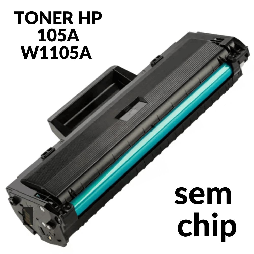 TONER HP 105 A sem chip , W-1105A W-1105 W1105, hp105, 105 COMPATÍVEL HP105