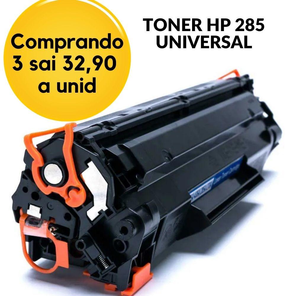 TONER HP 285 / 85a / CE285 / 278 / 85 / 436 / 435/ toner 85a P1005 / 1006 / 1505 / 1505N / M1552N / COMPATIVEL
