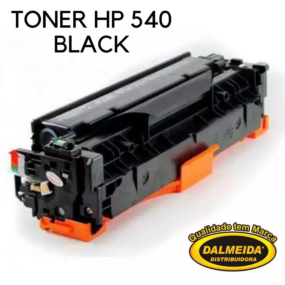 Toner HP 540/BLACK/1215/320/210/1312/1312MFP/1312N/1312N/1312NFI/1215/1515N/1515/ 1415FNW/1525/1525+1525NW +1525NW pro200 compativel.