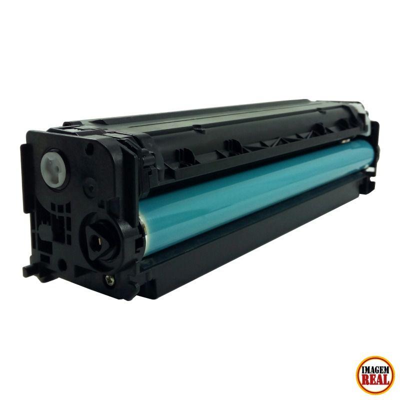 Toner HP CB540 320 210 Black 2.2K compatível  CM 1312, 1312MFP, 1312N, 1312N, 1312NFI, 1215,CP 1515N, 1515, 1415FNW, 1525, 1525, 1525NW e 1525NW.