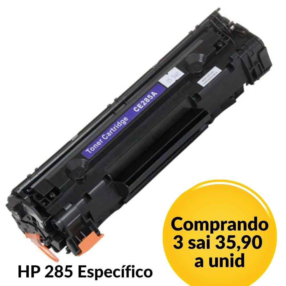 TONER HP CE285A-285-85- M1212 M1130 M1132 CE285 285A 85A 285 hp285 hp85  COMPATIVEL HP P 1102, HP P 1102W, HP M 1130, HP M 1132, HP M 1210, HP M 1212, HP M 1217.