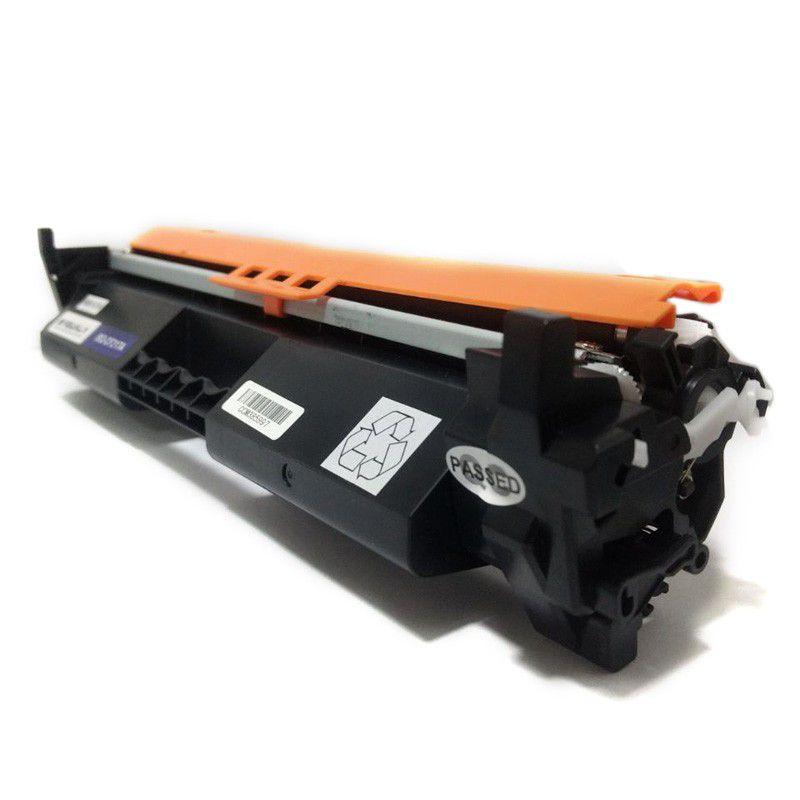 Toner  HP CF217A 17A | M130 M102 M130FW M130A M130FN M130NW M102A M102W |COMPATIVEL   *(SEM CHIP)*