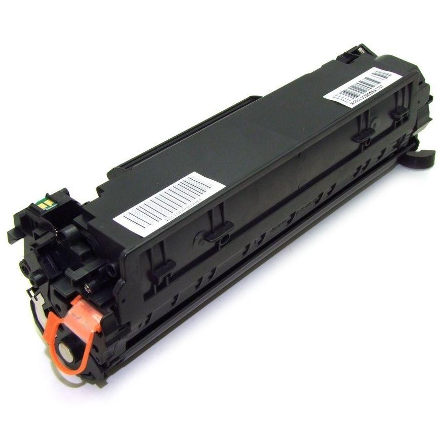 TONER HP P1606 | P1566 | P1560 | CE278A | 278A - PRETO. COMPATÍVEL