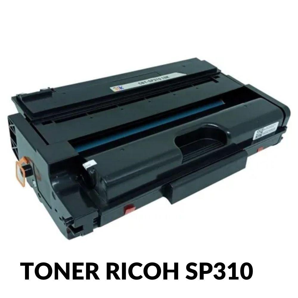 TONER  RICOH, SP 310SFNW ,SP310 ,SP311, SP310SFNW, 407578 , RICOH310 , 310