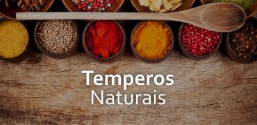 Temperos Naturais