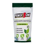 Adoçante Stevia e Eritritol Power One 200g
