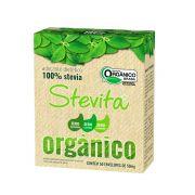 Adoçante Stevita Orgânico em pó 50 env 50mg