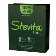 Adoçante Stevita Soul em Pó 50 env 70mg