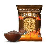 Amendoim Torrado sabor Barbecue Mandubim 180g