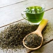 Chá Verde Importado (com Laudo Técnico) 100g