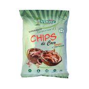 Chips de Coco Assado Frescoco 25g