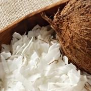 Coco em Flocos Importado 200g