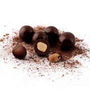 Drageado Avelã com Chocolate 70% Cacau 100g