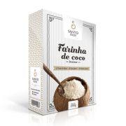 Farinha de Coco Branca Santo Óleo 200g