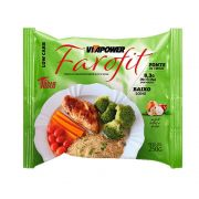 Farofa de Amendoim Sabor Farofit Vitapower Alho e Salsa 250g