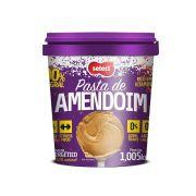 Kit 6 Pasta de Amendoim Select Original 1,005 Kg