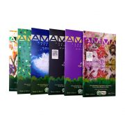 Kit Chocolates Low Carb Amma Orgânico (6 unidades) 80g