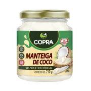 Manteiga de Coco Copra 210g