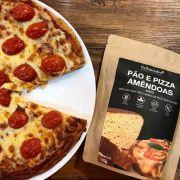 Mistura para Pão e Pizza Amêndoas Bellamêndoa 170g