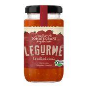 Molho de Tomate Grape Orgânico com Manjericão Legurmê 330g