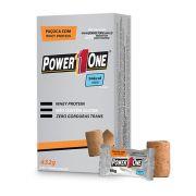 Paçoca com Whey Protein Power One 432g (24 unidades)