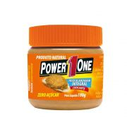 Pasta de Amendoim Power One Crocante 180g