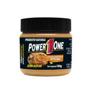 Pasta de Amendoim Power One Integral 180g