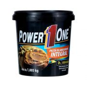 Pasta de Amendoim Power One Integral 1,005 Kg