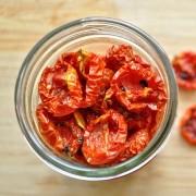 Tomate Seco Inteiro (desidratado) 100g