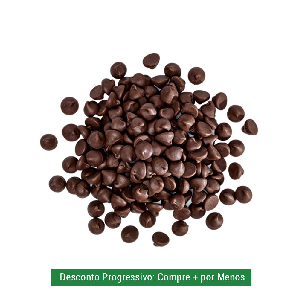 Chocolate em gotas 70% Cacau Callebaut 500g  - Tudo Low Carb
