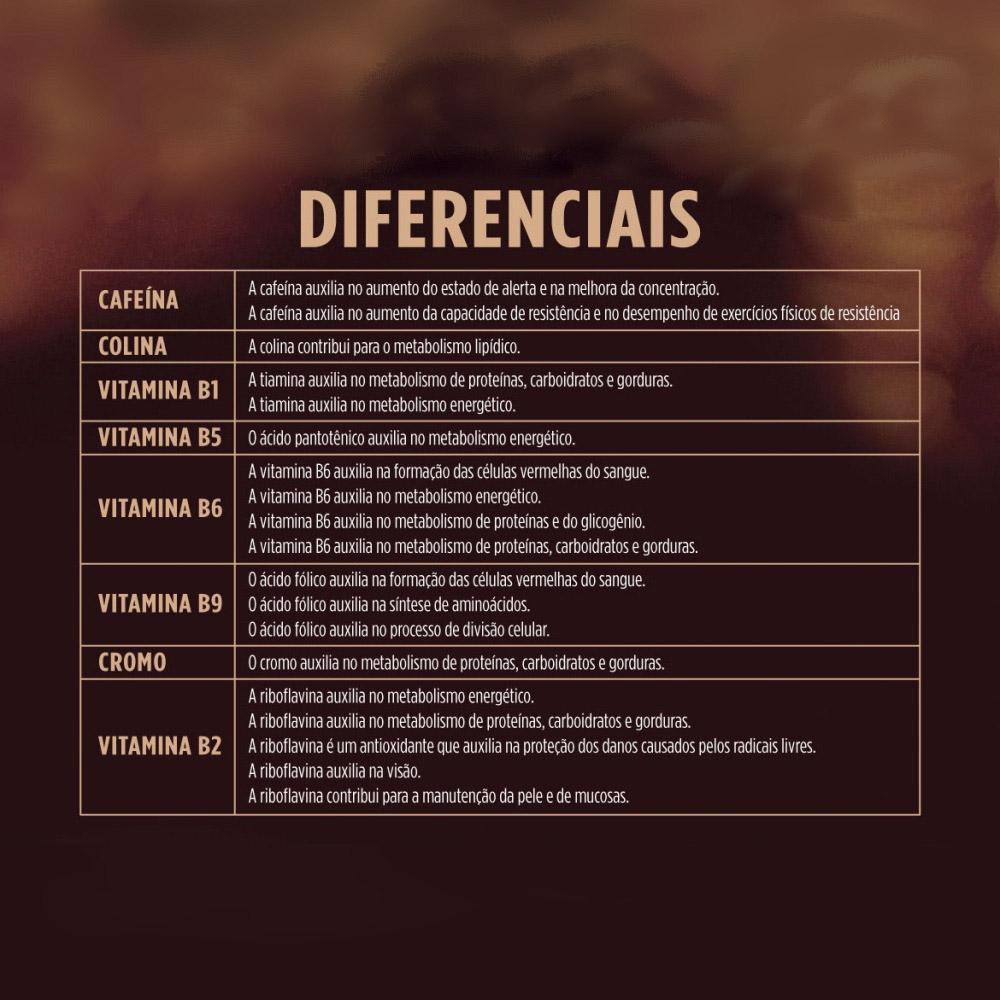 Combo Café Bullet Desincoffee Caramelo com Flor de Sal Desinchá 220g (3 unidades)  - TLC Tudo Low Carb