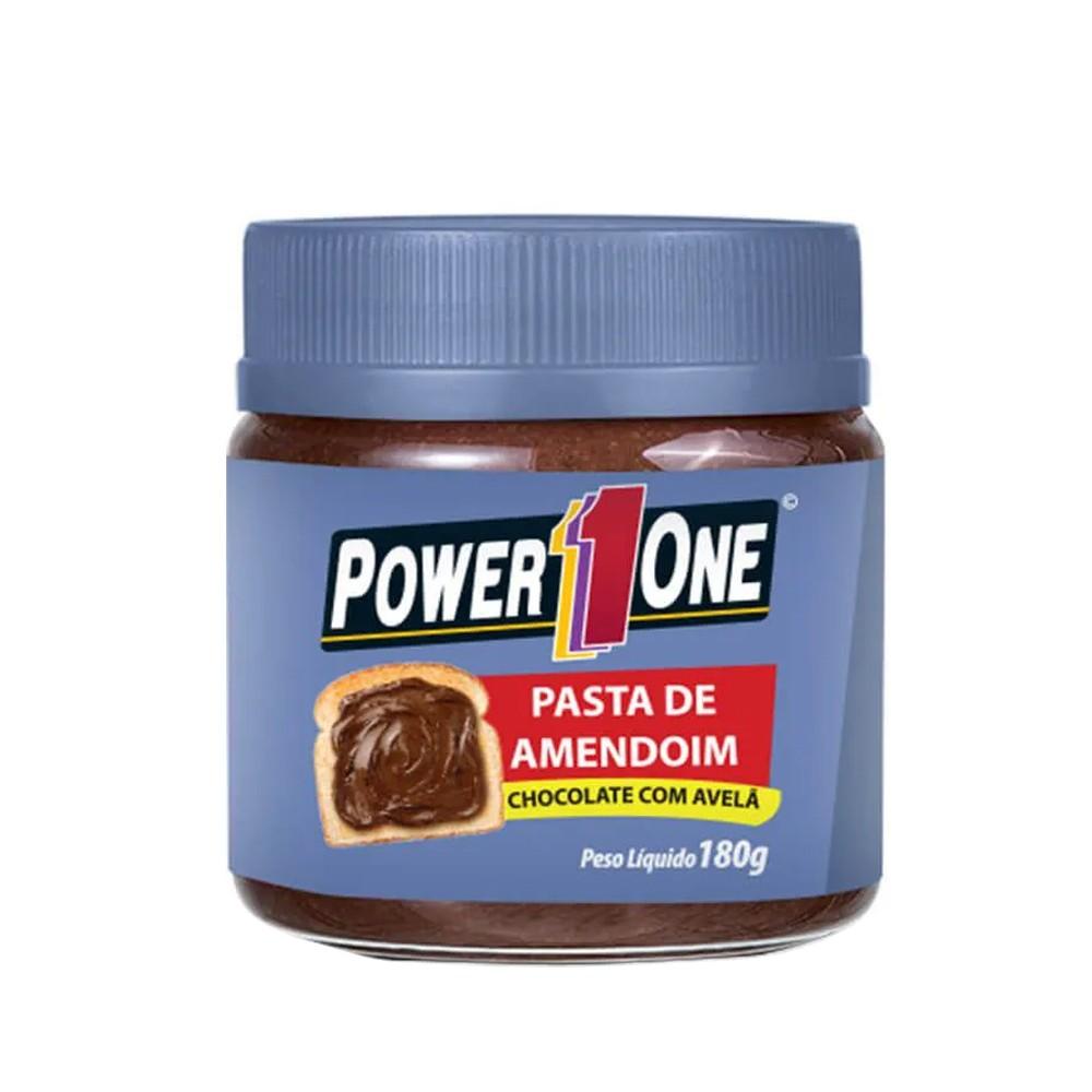 Kit Pasta de Amendoim Miniaturas Power One   - TLC Tudo Low Carb
