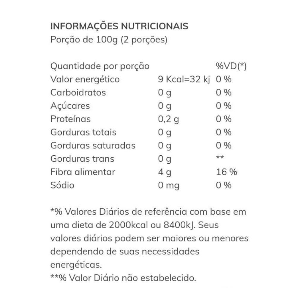 Konjac Massa Mf tipo Fettuccine 270g  - TLC Tudo Low Carb