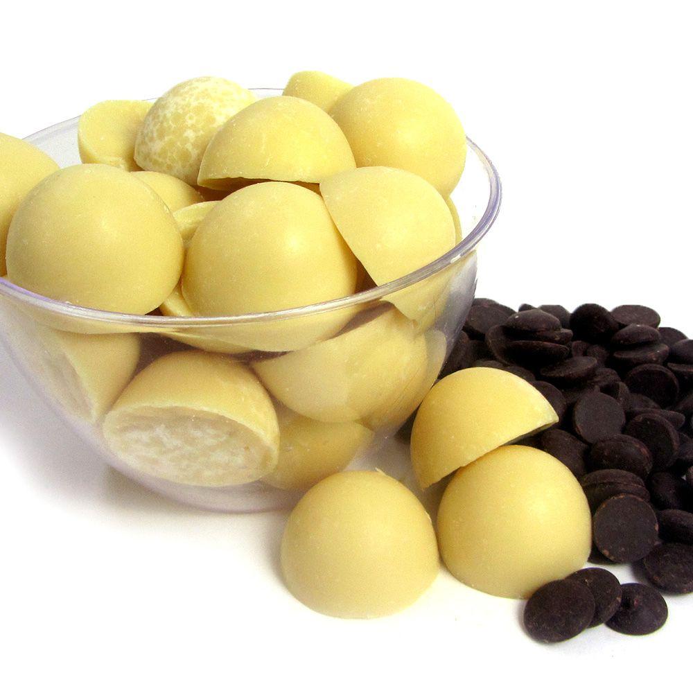 Manteiga de Cacau 100g  - Tudo Low Carb