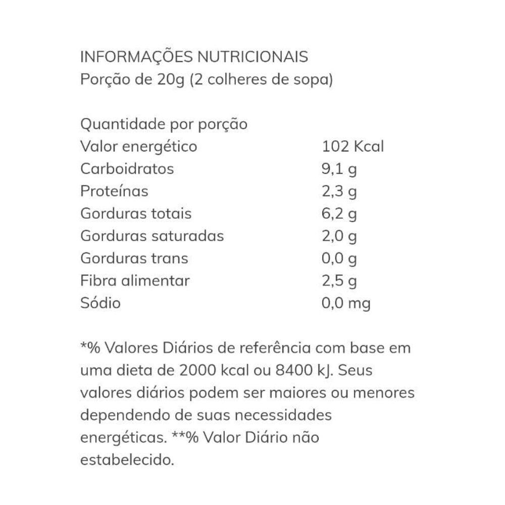 Mistura para Bolo de Chocolate Dona Enxuta 320g  - TLC Tudo Low Carb
