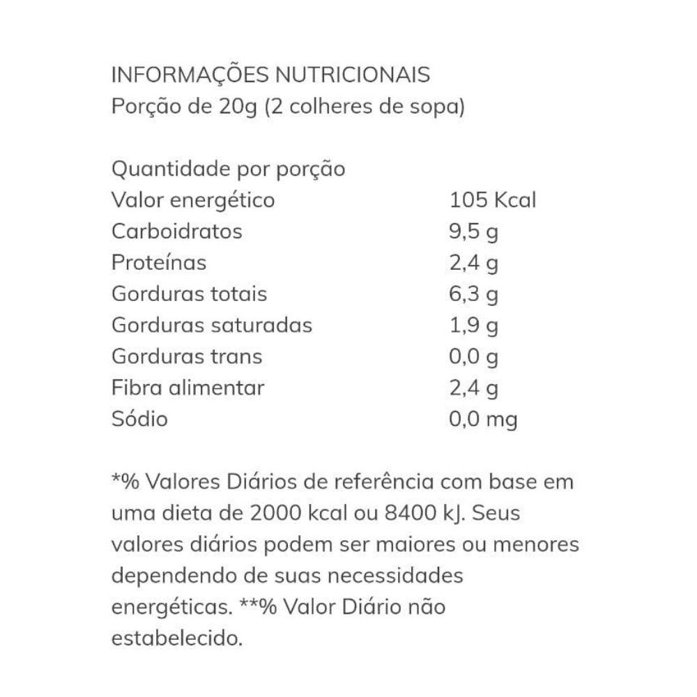 Mistura para Brownie de Chocolate Dona Enxuta 320g  - TLC Tudo Low Carb