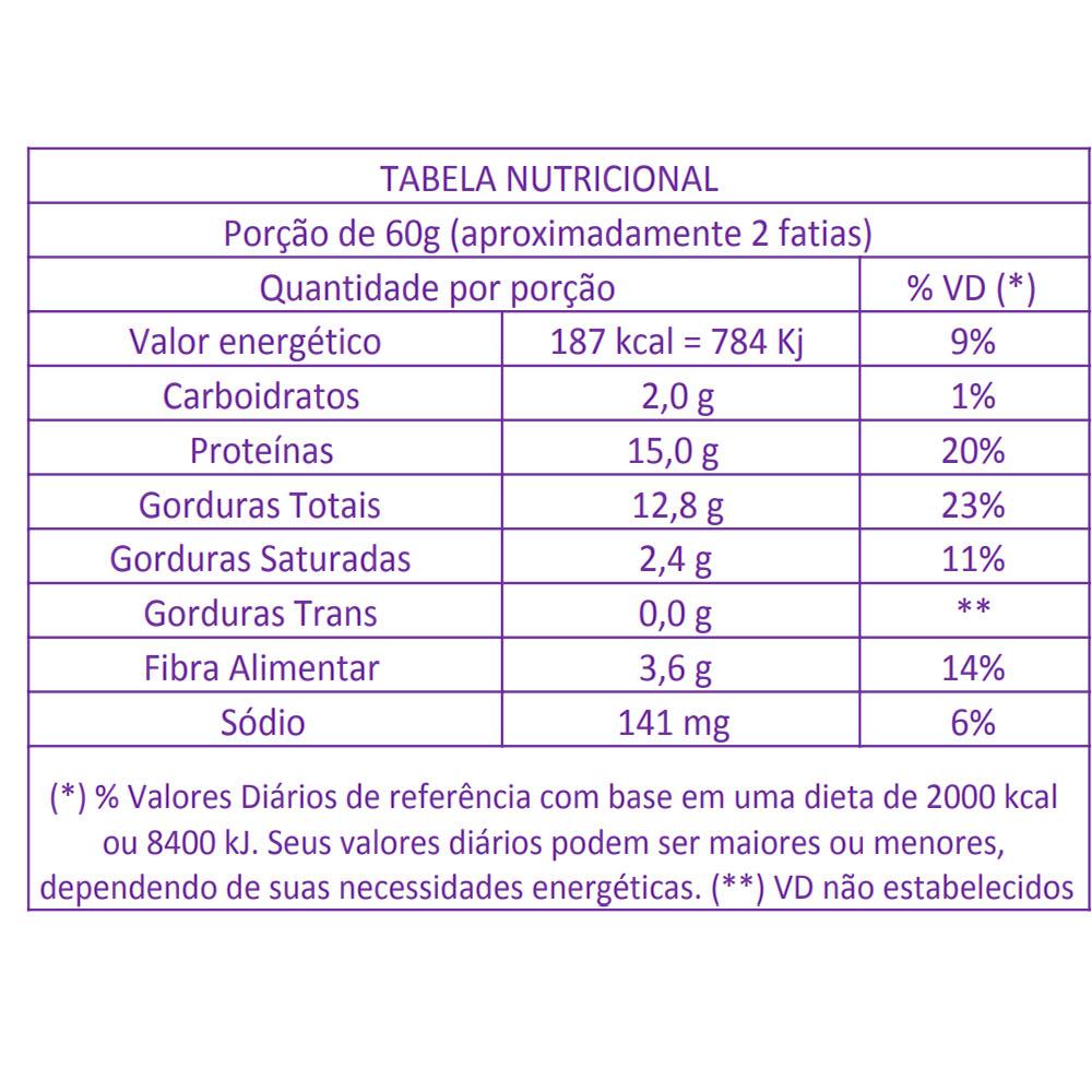 Pão Proteíco Low Carb Coco Cream com Azeite Got U Protein 300g  - TLC Tudo Low Carb