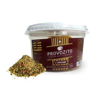 Queijo Provolone Desidratado sabor Chimichurri Provozito 180g  - TLC Tudo Low Carb